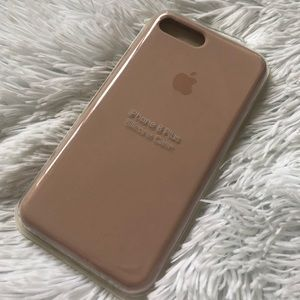 Apple iPhone Silicone Case 8PLUS New